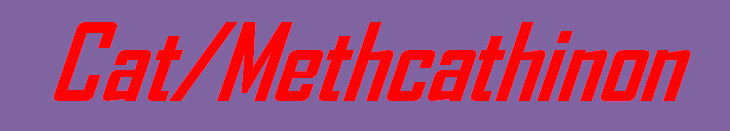 Methcathinon Banner