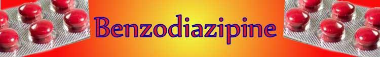 Benzodiazipine banner